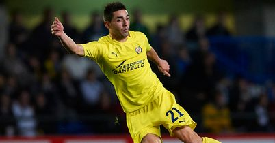 Bruno Soriano: Linked with a move to Manchester United but remains a key player for Villarreal