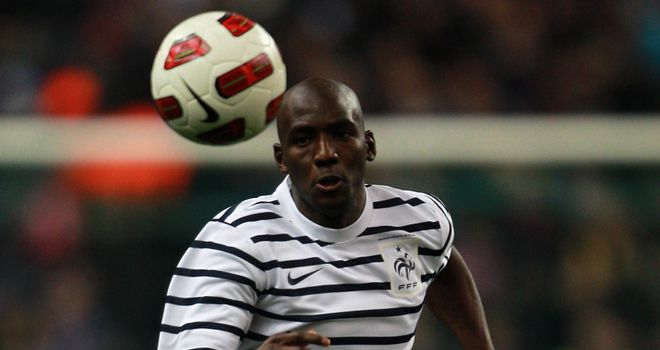 Diarra: Has finally joined Marseille from Bordeaux after being a long-term target for Dider Deschamps