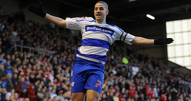 Taarabt: The QPR captain was a target of PSG earlier in the summer