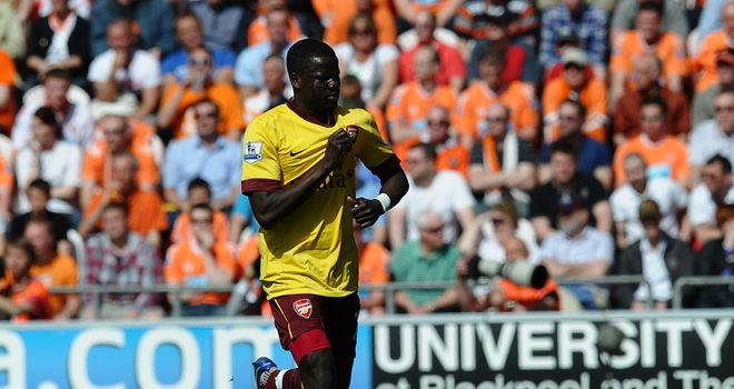 Eboue: Set for move to Turkey