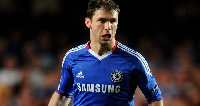 Branislav Ivanovic: Boosted confidence following Sunday's team meeting