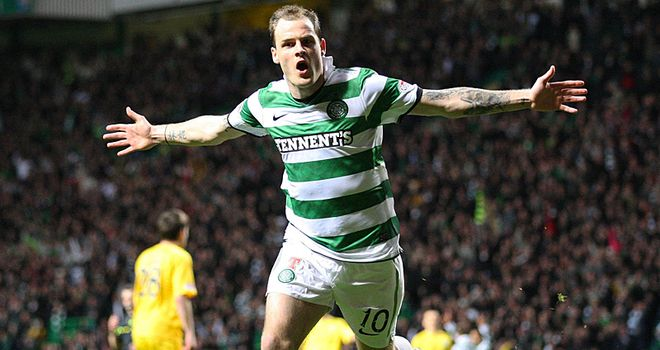 Stokes: Returning to his hometown with Celtic this weekend