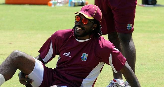 Chris Gayle: remains frozen out by the WICB
