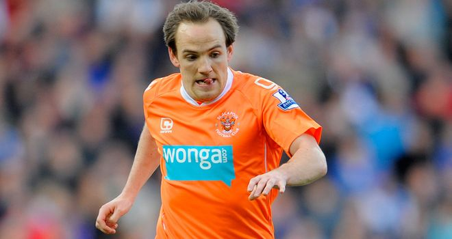 Vaughan: Set for Sunderland talks and medical after leaving Blackpool
