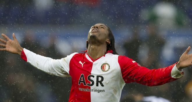 Wijnaldum: Has departed Feyenoord for PSV