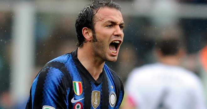 Pazzini: Ankle problem