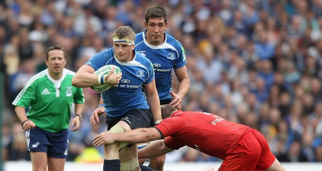 Heaslip: Nomiated for top award