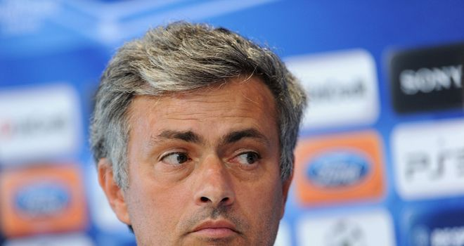 Mourinho: could he be heading to London?