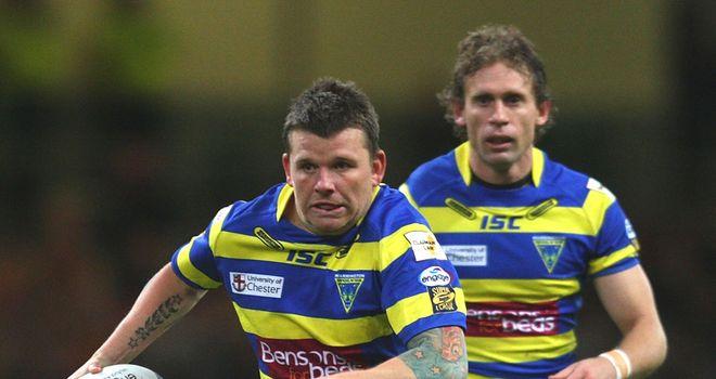 Briers: superb rugby brain