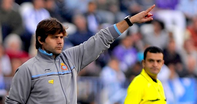 Mauricio Pochettino: Unhappy players know where the door is at Espanyol