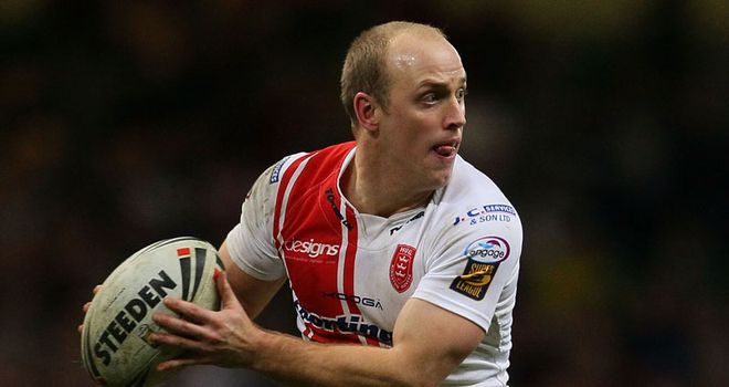 Dobson: can he make things happen for Hull KR?