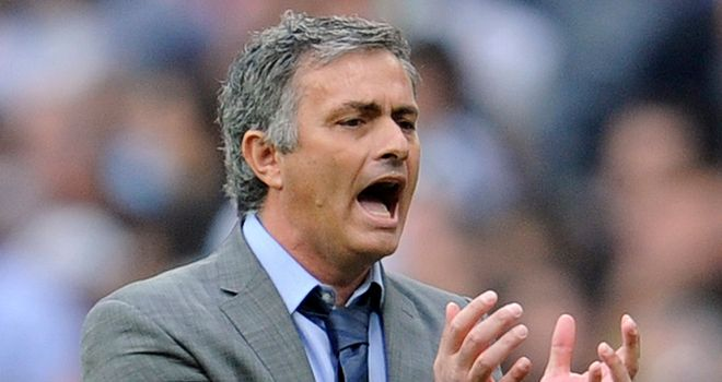 Mourinho: Focused on Real after laughing off reports of a return to Inter