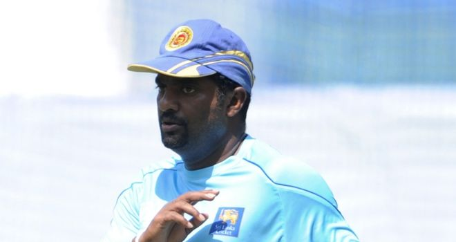 Muralitharan: ruled out any possibility of returning to Test arena with Sri Lanka