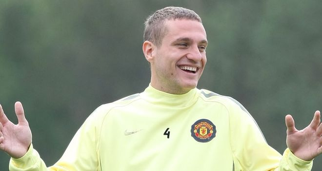 Vidic: Full of praise for Smalling