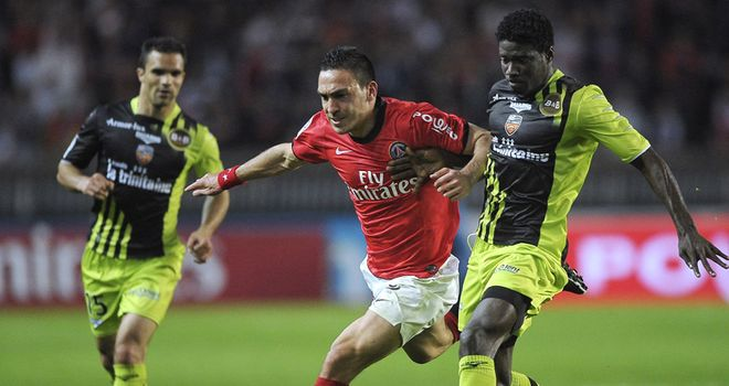 Erding: Newcastle have confirmed interest in Paris St Germain striker