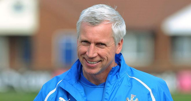 Pardew: Targets lined up