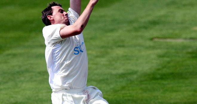 Clarke: Target for Sussex