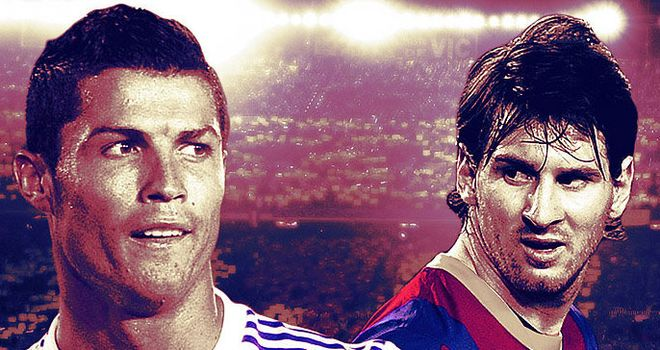 Ronaldo and Messi: Going head-to-head at the Bernabeu