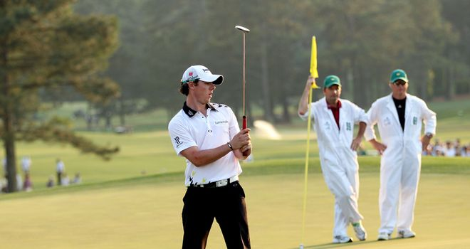 Rory McIlroy: ready to win