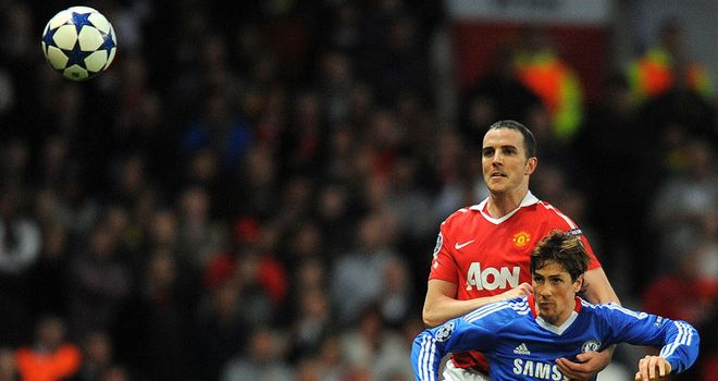 O'Shea: Wants United to show their pedigree in meeting with Schalke