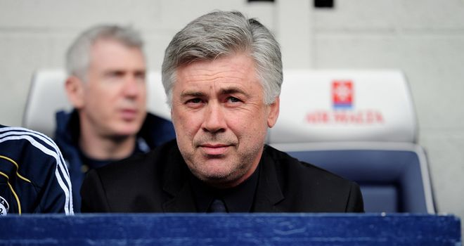 Ancelotti: Remains happy to be under pressure despite Chelsea's recent upturn in form