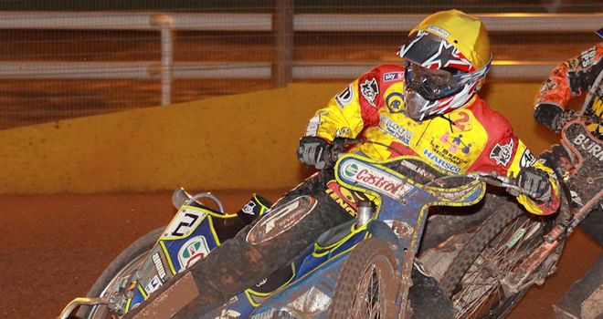 Belle Vue stars: Ales Drmyl will be back with the Aces this season