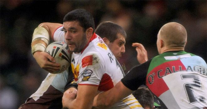 Catalans and Crusaders: struggling to make an impact?