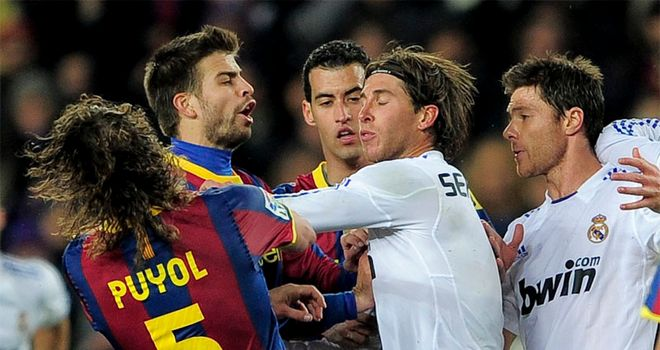 El Clasico: Real and Barca will meet four times in league, cup and Europe in next month