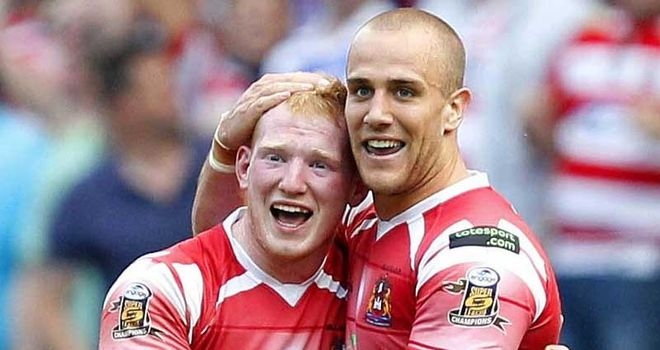 Farrell scored the decisive try that sank the Bulls eight minutes from time