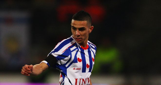 Oussama Assaidi: Delighted to join Liverpool on a long-term deal from Heerenveen