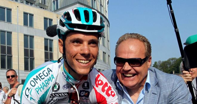 Gilbert: King of the Ardennes Classics