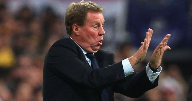 Redknapp: Still looking for ways to improve his squad with deadline day approaching