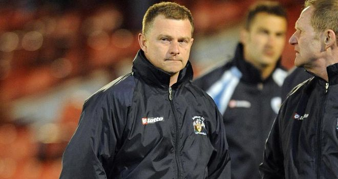 Mark Robins: Former Rotherham and Barnsley manager is set to be named as the new Coventry boss
