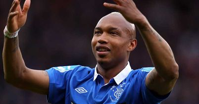 Diouf: Will not be offered a contract at Wigan