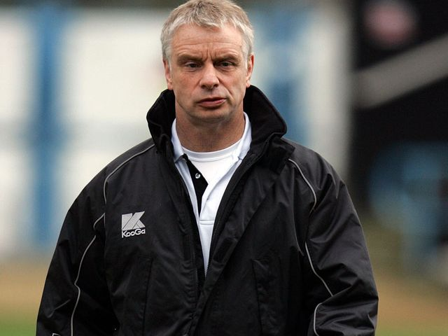 Brian Noble: In the running to be Salford&#39;s new boss