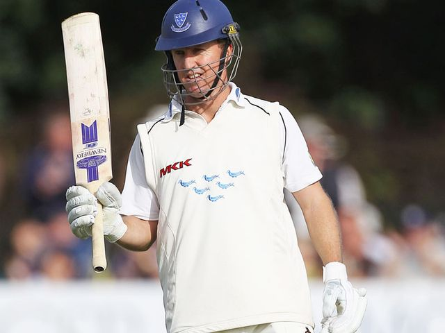 Murray Goodwin: 12 seasons in Hove at and end