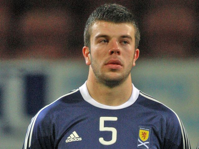 Grant Hanley: Ruled out