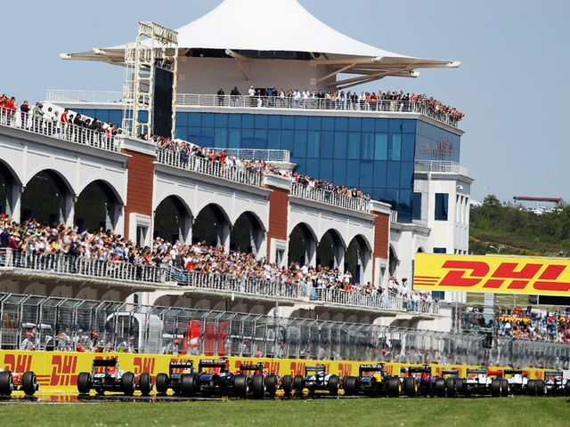 Formula One could return to Turkey.
