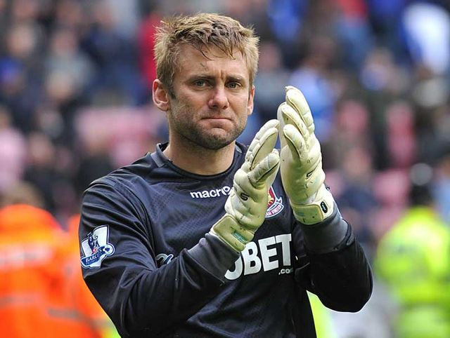 Robert Green: Mulling over a new deal