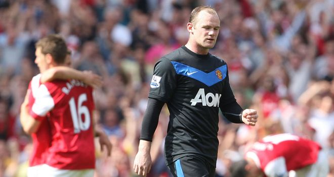 Rooney: Will have hamstring injury assessed by United ahead of the second leg against Schalke