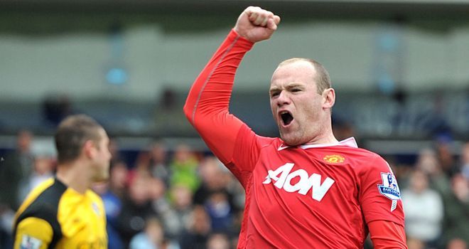Rooney: Pique knows his team-mates cannot switch off for a second against United striker