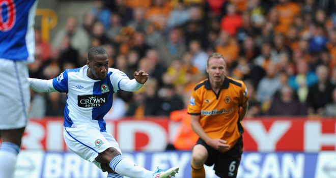Hoilett: Shone for Rovers during the second half of last season