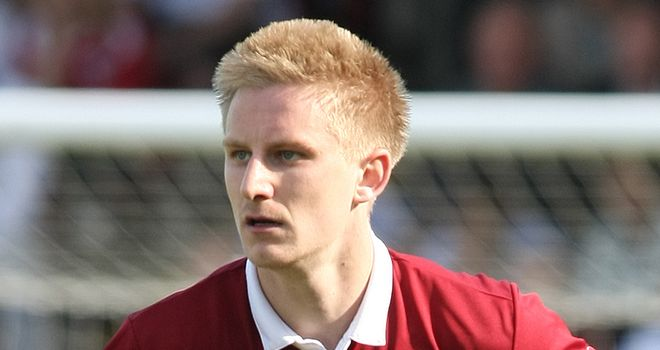 Webster: Joins Northampton