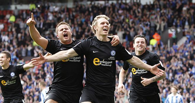 Mackail-Smith: Talented forward has joined Brighton from Peterborough on a four-year deal