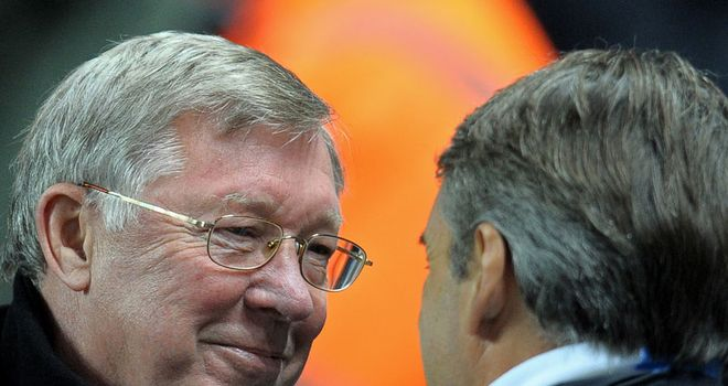 Sir Alex Ferguson: Has admiration for City