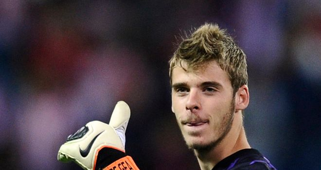 De Gea: Closing on a big-money move to Old Trafford