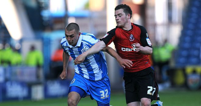 Donal McDermott: Made just 11 starts for Huddersfield
