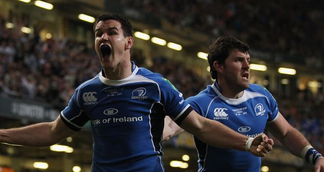 Sexton: Scored 28 points for Leinster on Saturday