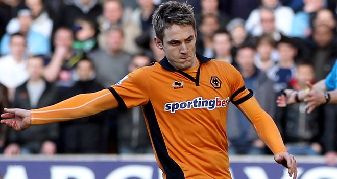Doyle: Wolves striker has been linked with a move to Arsenal