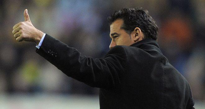 García: steered levante to survival